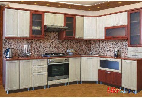 Кухня «Терра +» (Мебель-сервис)