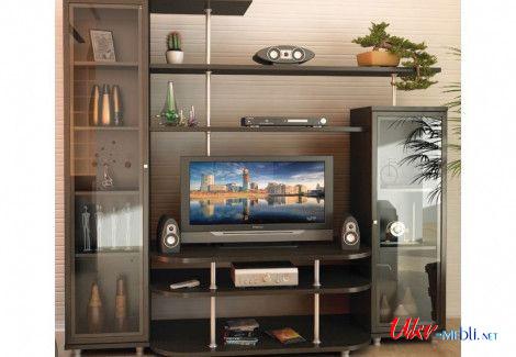 Гостиная «Рио-1» (Мебель-Сервис)